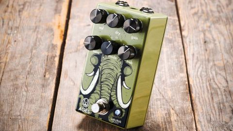 Walrus Audio Ages Five-State Overdrive review