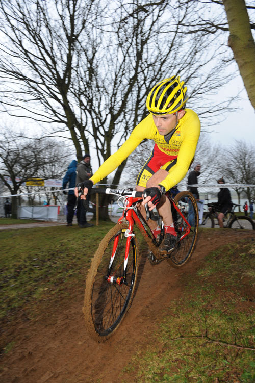 Jody Crawforth, National Trophy, Rutland