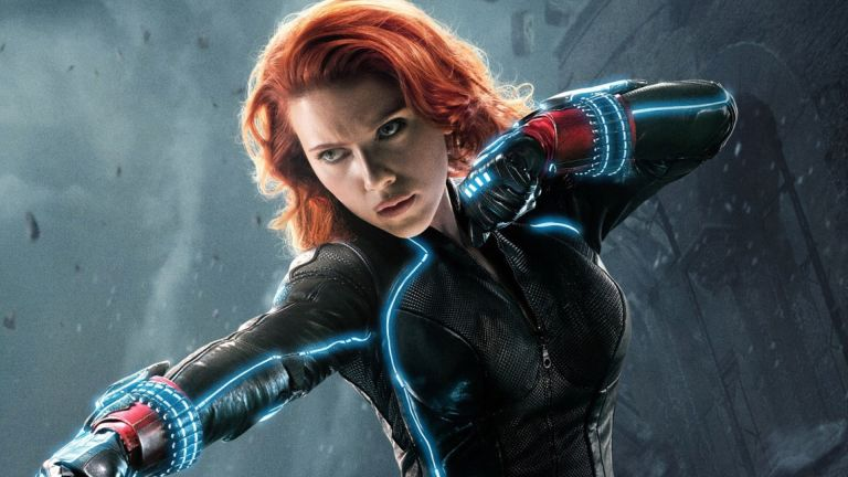 Disney Plus Black Widow Netflix Amazon Prime Video