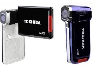 Toshiba's Camileo S30 and P20