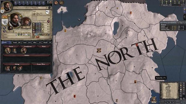 Crusader Kings Game of Thrones mod V1 0 released | PC Gamer