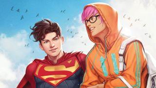 Superman: Son of Kal-El #5 variant cover