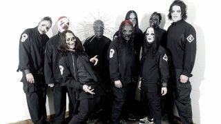 Slipknot in their early days