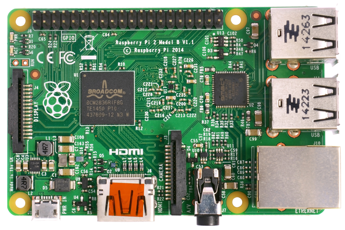 Five Cool Raspberry Pi Projects Pc Gamer