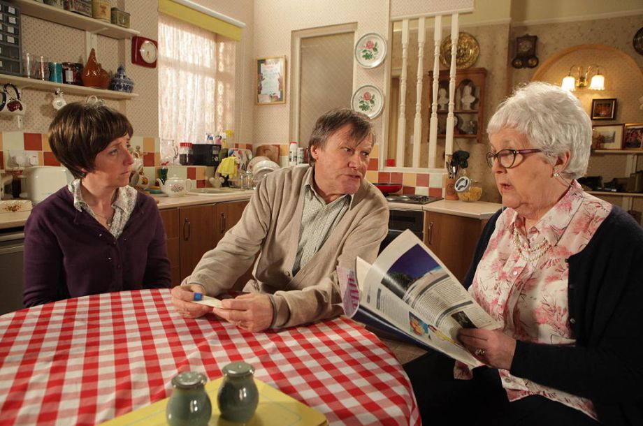 TV tonight Coronation Street Icons: Roy Cropper
