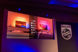 Philips announces two new OLED TVs