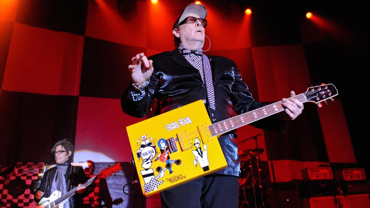 Cheap Tricks Rick Nielsen My Top 5 Tips For Guitarists Musicradar