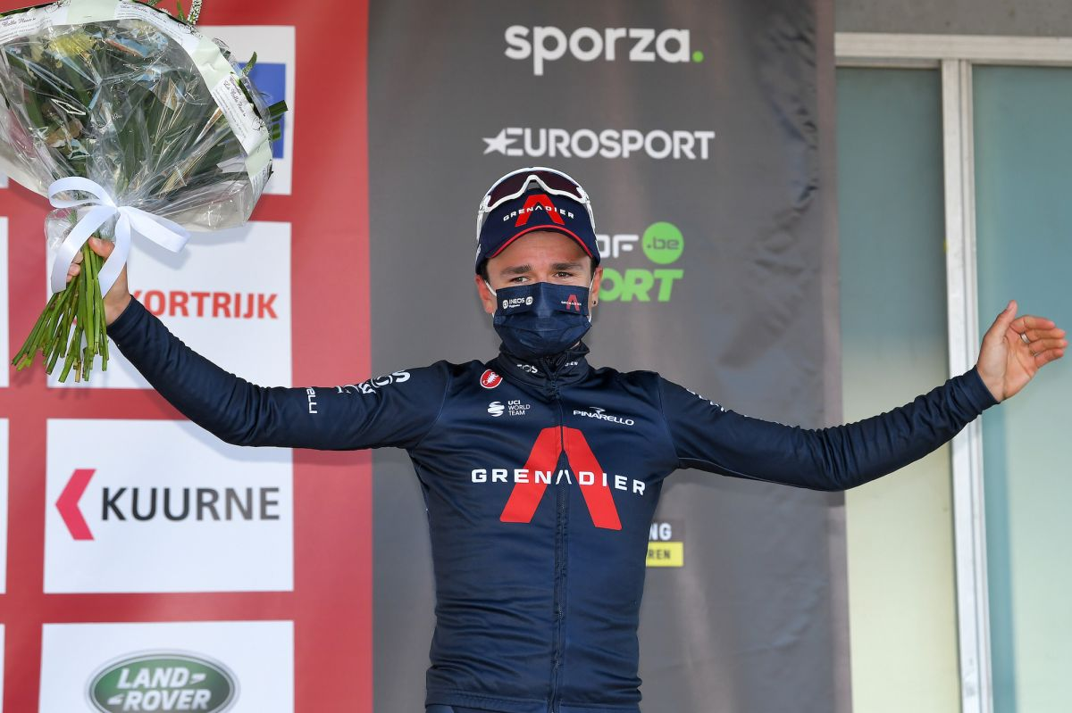 Tom Pidcock 'born to do mountain bike' after beating Mathieu van der Poel by a minute in Nove Mesto