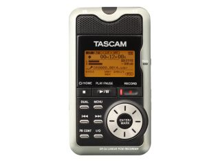 Tascam DR-2D: records, anywhere.
