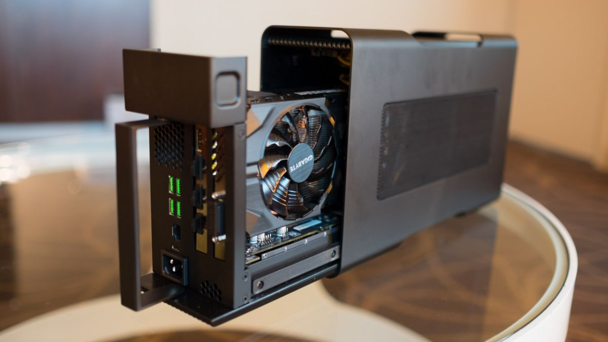 5 irresistible graphics cards enclosures for PC gaming from CES 2016