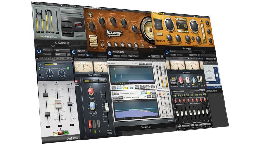 Waves Morgan Page EMP Toolbox | MusicRadar