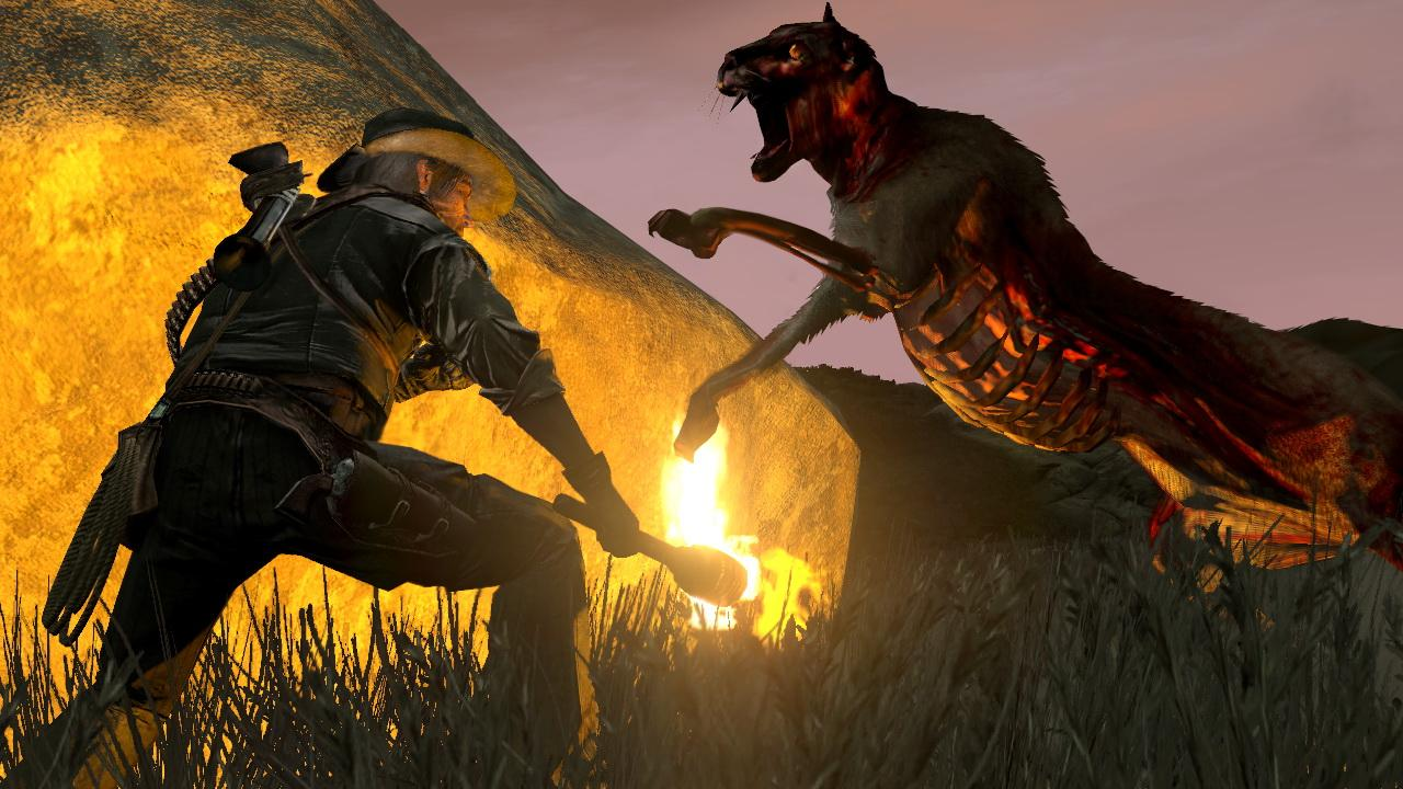 Red Dead Redemption 8211 Undead Nightmare Hands On Gamesradar