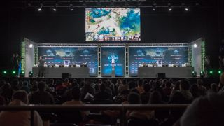ESL One New York DotA 2 Event