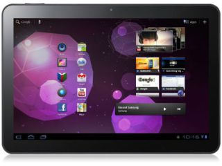 Samsung brings ninja-like Honeycomb flavouring to the Galaxy Tab 10.1