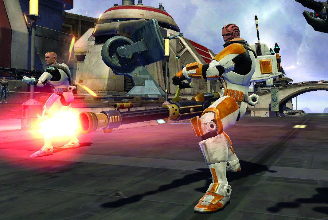 an analysis of the space combat segment in a multiplayer video game star wars the old republic Global digital game sales rose 11 percent in september from the year-ago period, boosted by higher spending on downloaded console games and growth in the mobile space as more emerging market users.