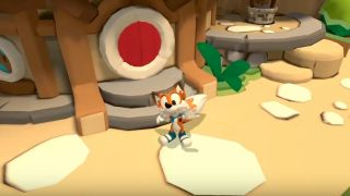 Lucky's Tale will come bundled with the Oculus Rift