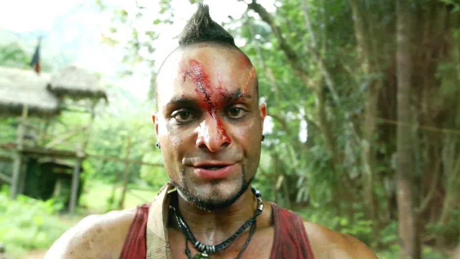 Far Cry 3 S Vaas Joins The Cast Of Spider Man Homecoming