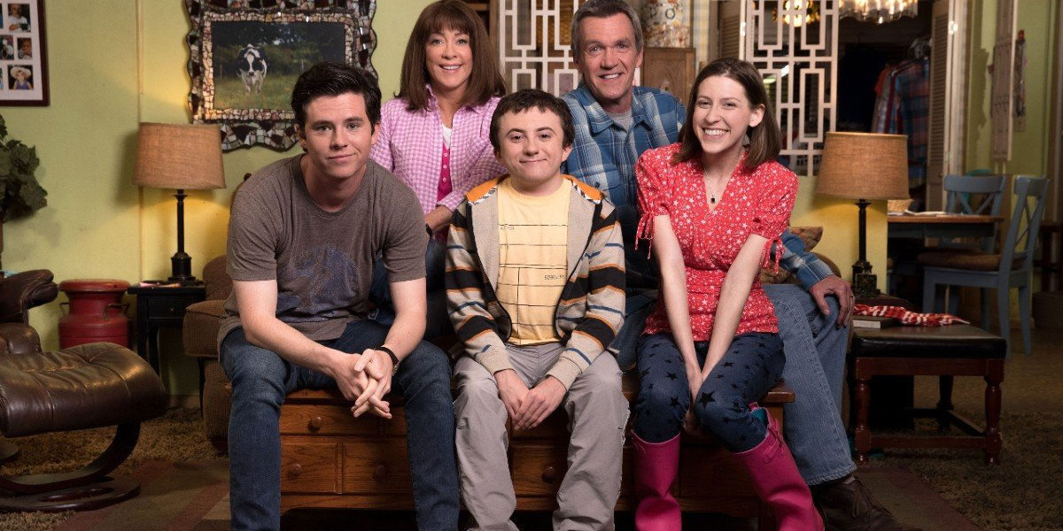 What The Middle Cast Is Up To Now Including Patricia Heaton Cinemablend