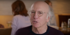 Larry David's Reaction Quote To Curb Your Enthusiasm Getting Season 11 Renewal Is A+