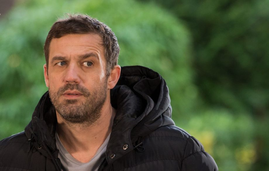 Warren Fox in Hollyoaks week 5