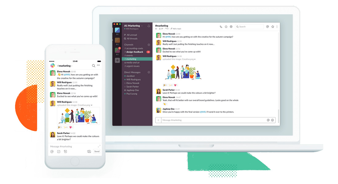Best collaboration tools: Slack