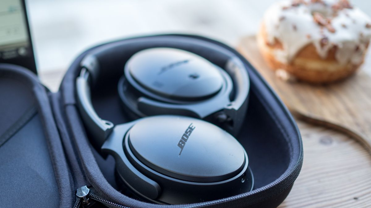 f10d42dc4d3 Bose Noise Cancelling Headphones 700 vs the QuietComfort 35 IIs: how do  they compare? | TechRadar