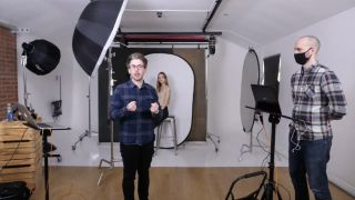 5 easy ways to use fill lighting for portraits with Tommy Reynolds