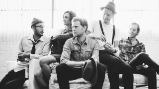 "The Lumineers: ""Our live sound is a lot bigger than our album,"" says Stelth Ulvang."