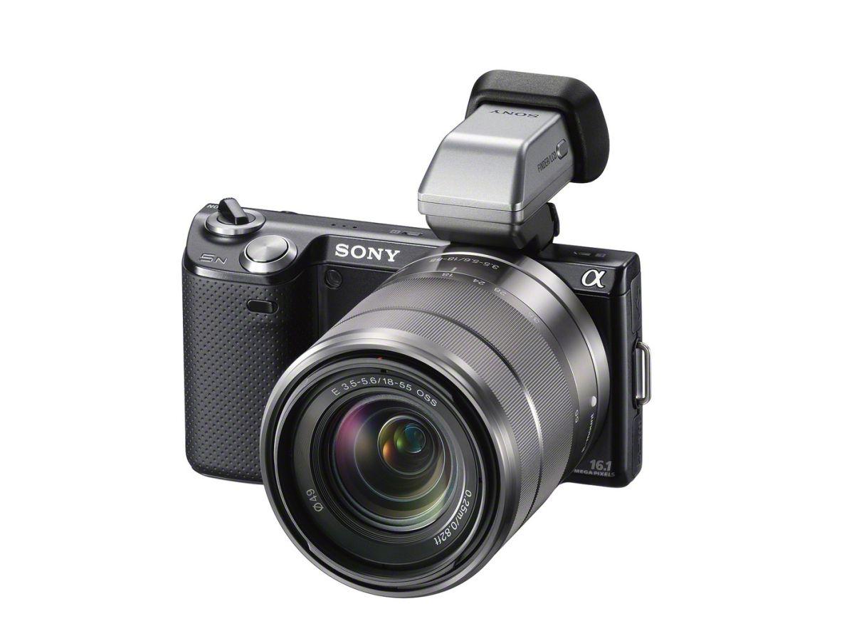 Download Drivers: Sony NEX-5R Digital Camera SEL30M35V2D Lens