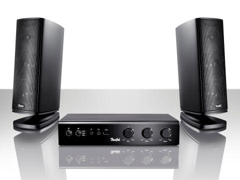 Teufel Concept B 200 speakers