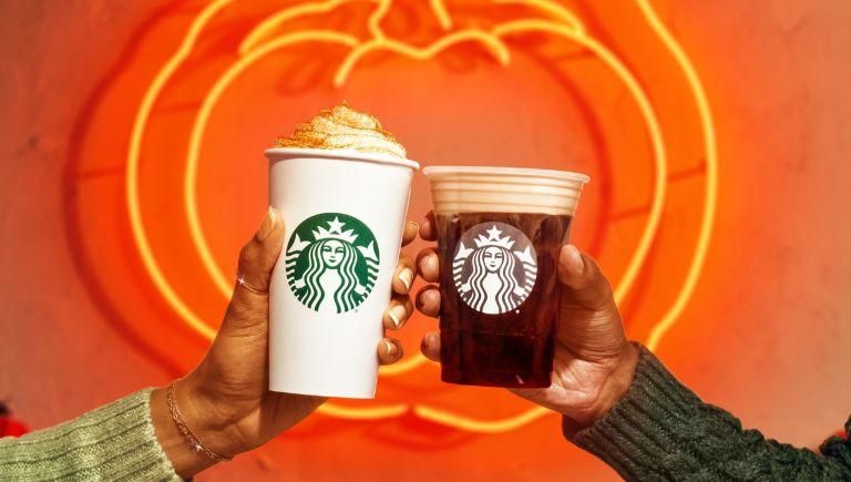 Starbucks launches pumpkin spice fall menu