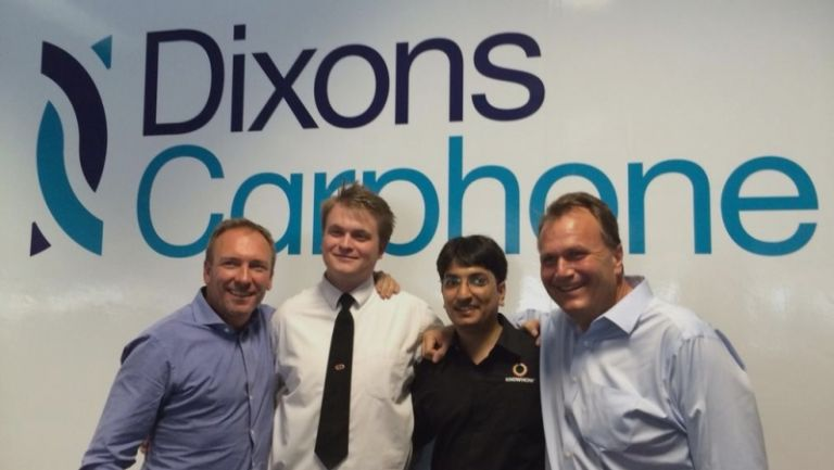 Dixons Carphone kicks off day one of trading with 7 new