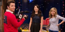 iCarly Fans Are Loving First Look At Miranda Cosgrove Reuniting With Co-Stars For TV Revival