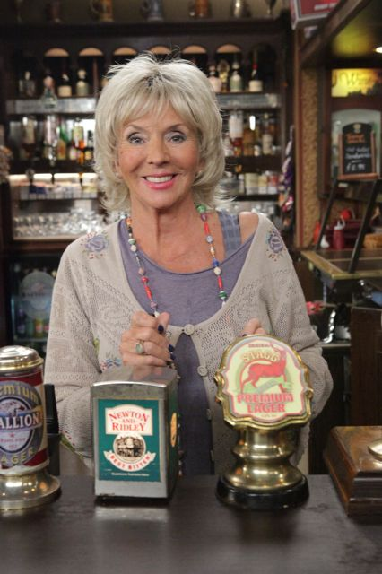 Sue Johnston 'nervous' at Corrie return