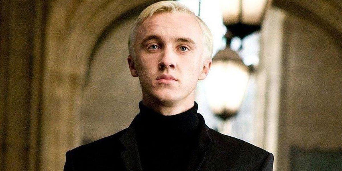Tom Felton in final Harry Potter movie