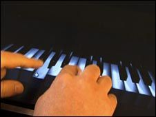 Windows 7 piano