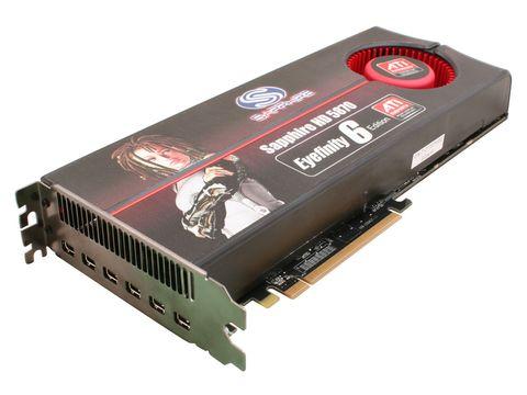 ATI Radeon HD 5870 Eyefinity 6