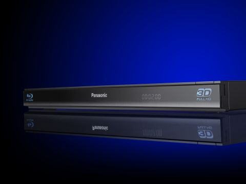 PANASONIC DMP-BDT110EF BLU-RAY PLAYER XP