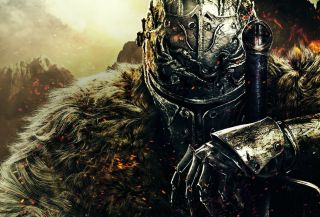Dark Souls 2 art