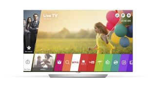 LG webOS 3.0 smart TV