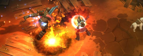 Torchlight 2 release date announced, it's out in three weeks