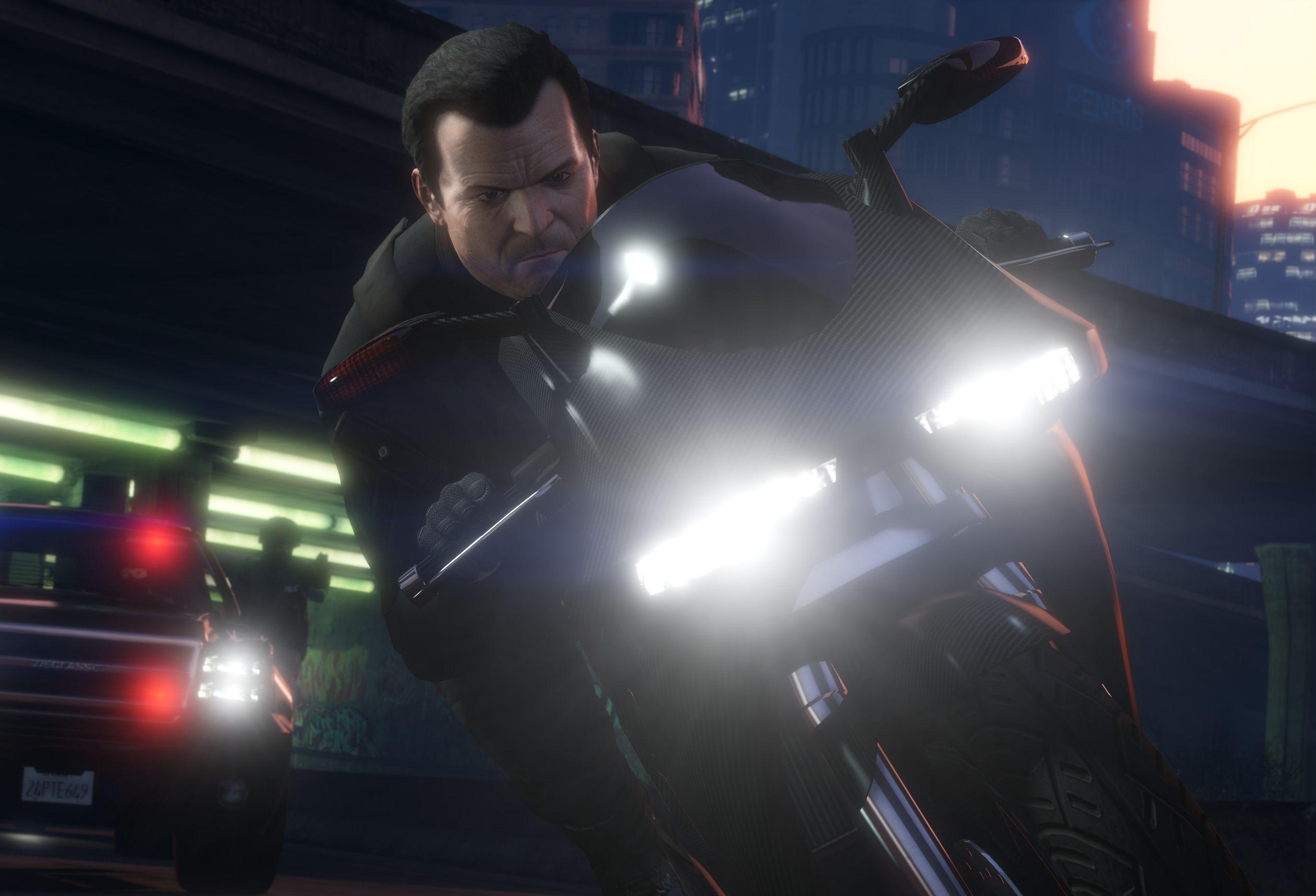 GTA 5 PC graphics options in full | PC Gamer