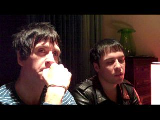 Johnny Marr and Ryan Jarman: Sgt Pepper or Satanic Majesties?