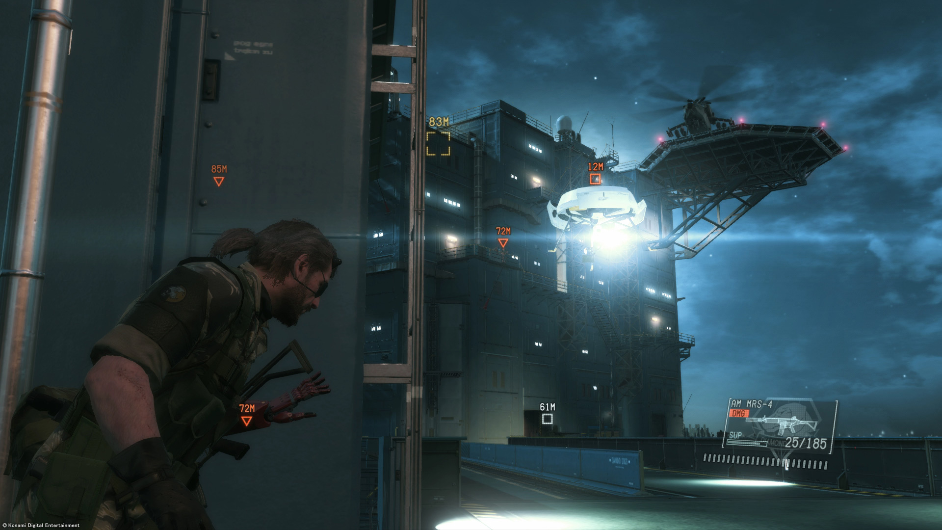 Metal Gear Solid 5 wants you to keep invading FOBs, but