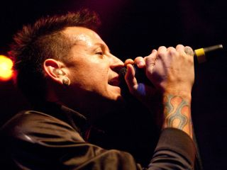 Chester Bennington chases angels and demons in Dead By Sunrise