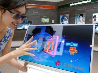 LG s new 3D TV offers brighter than bright images