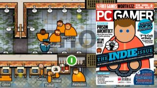 PC Gamer UK Indie issue