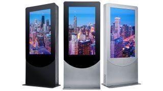 Peerless-AV Introduces Indoor Portrait Kiosk