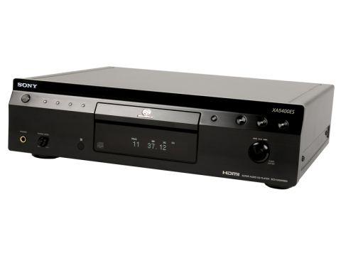 Sony SCD-XA5400ES review | TechRadar