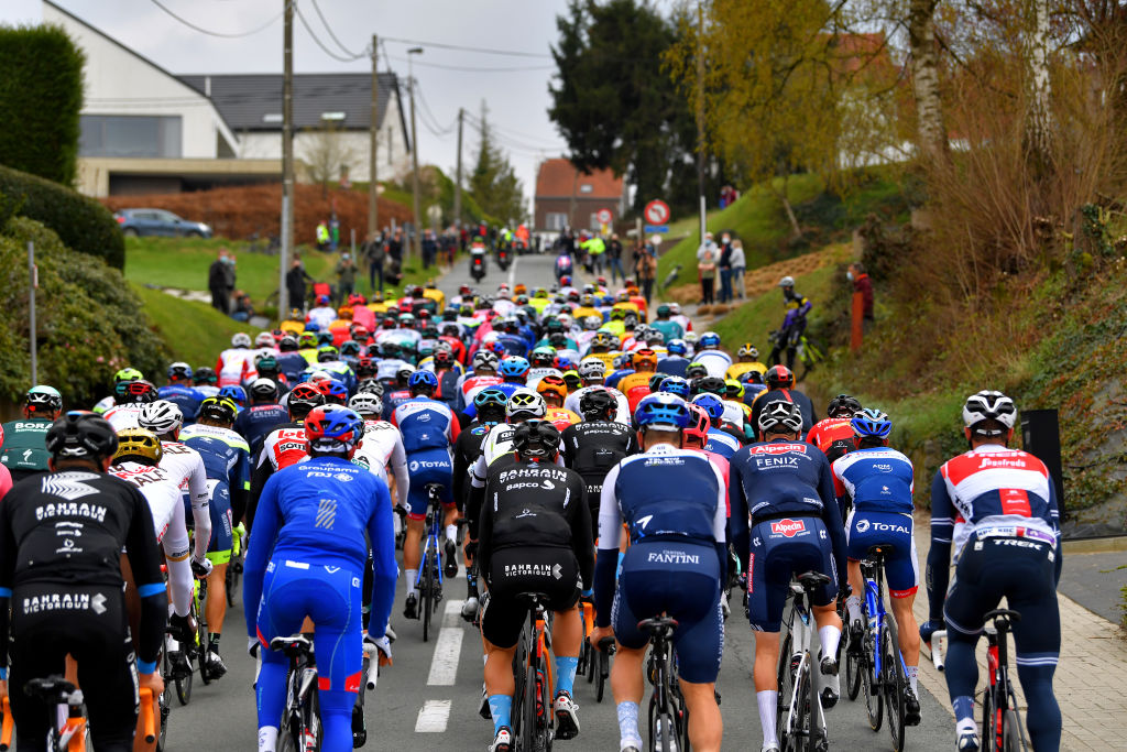 Brabantse Pijl is all about the hills